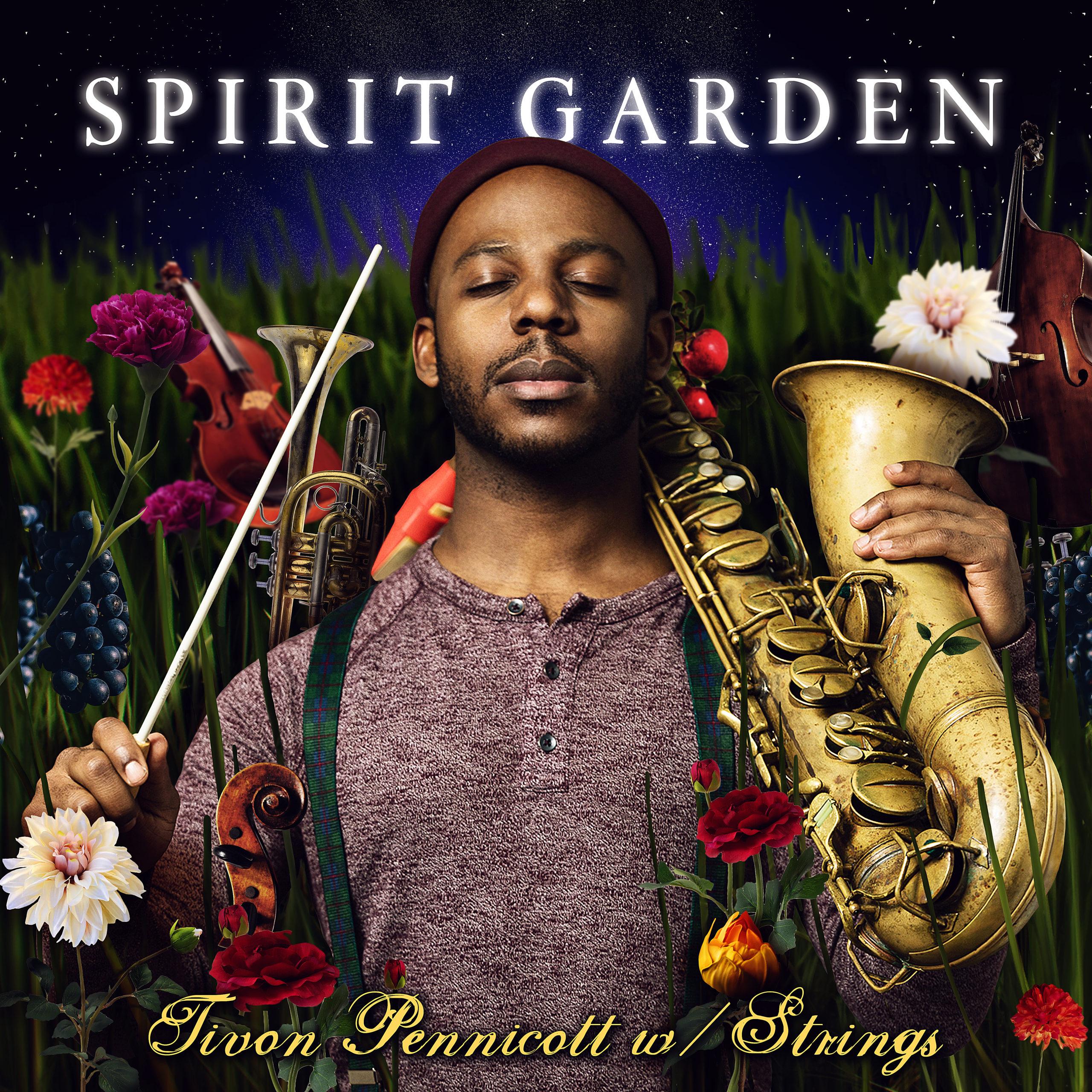 Spirit Garden CD/Vinyl
